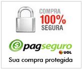 Seu pagamento protegido com Pagseguro