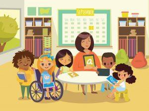 Como escolher uma escola para criança com autismo