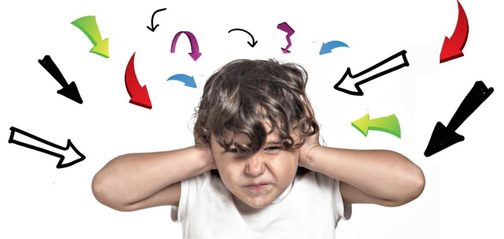 Sistema sensorial de pessoas com autismo