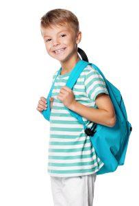 criança com autismo na escola