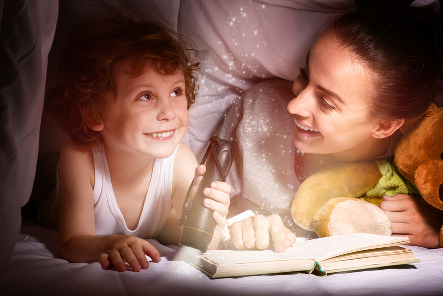 Criança com autismo e leitura