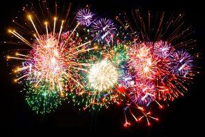 Fogos de artificio e crianças com autismo