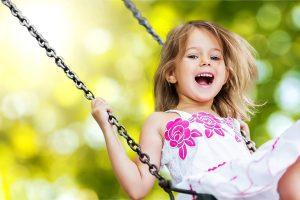 Integração sensorial para crianças com autismo - balanço