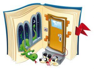 Atividade interativa para crianças com autismo - fazendo a história