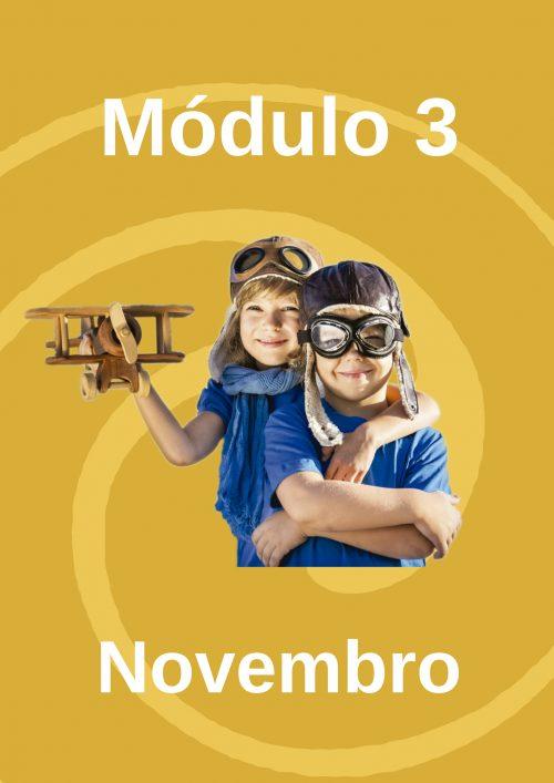 Curso Metas e Atividades Interativas para o Desenvolvimento de Habilidades - Módulo 3 – São Paulo, SP - novembro/2019 (link especial 1224)