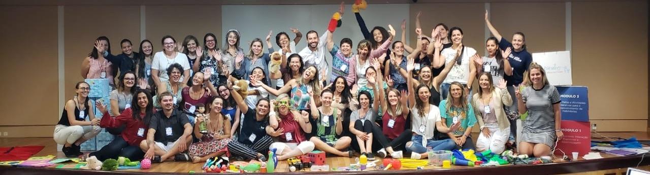 Grupo - Curso Autismo para pais e profissionais - Inspirados pelo Autismo