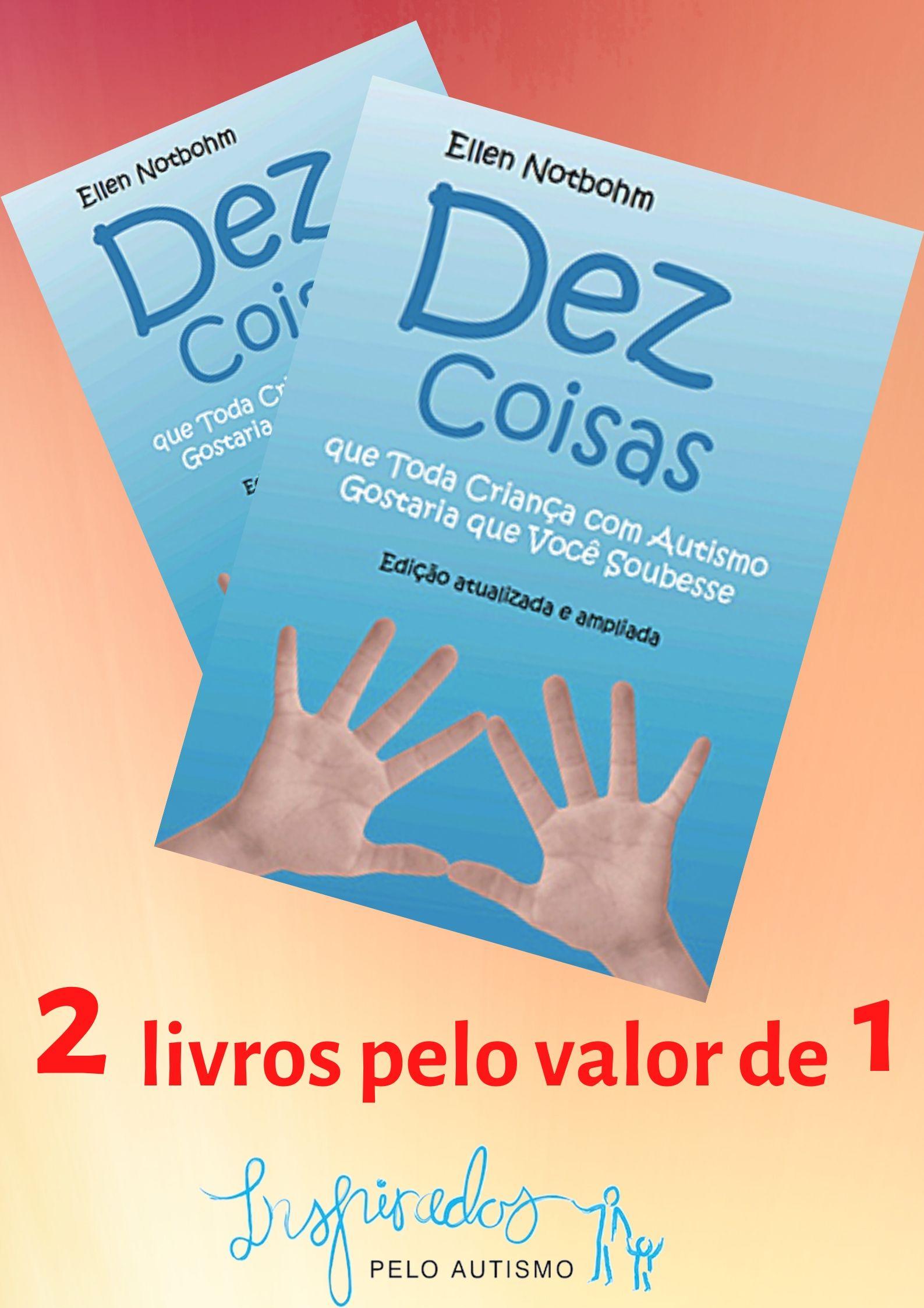 2 livros pelo valor de 1